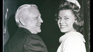 Marilyn and her father