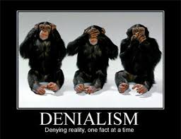 See no evil, hear no evil, speak no evil,....evil continues