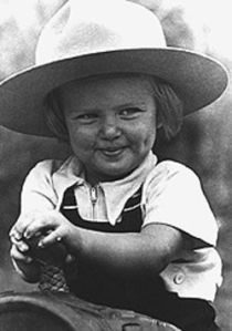 Marilyn was five when her father started coming to her room at night