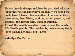 MVD Quote on Family